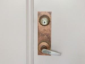 residential-lock-before