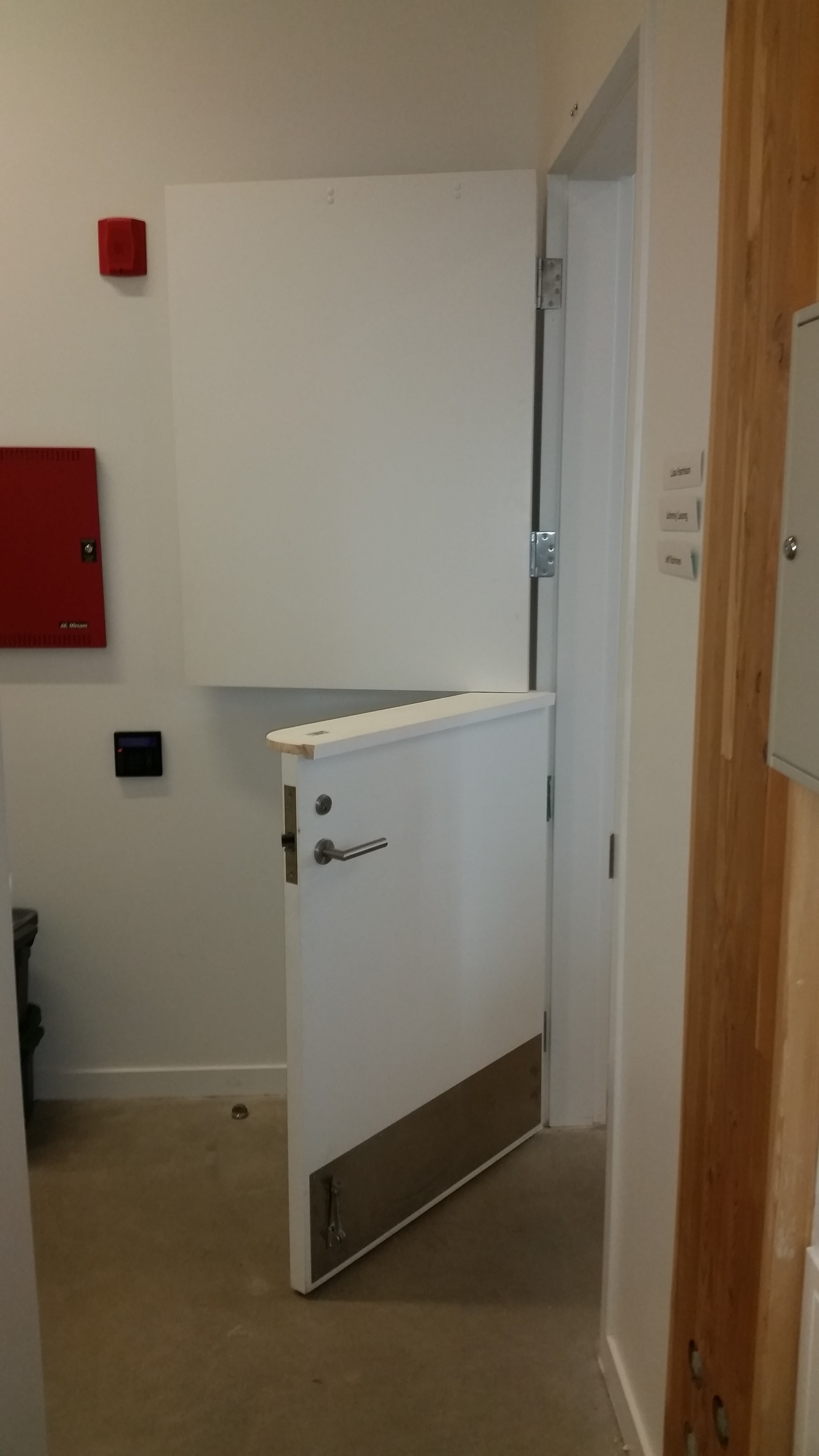 Dutch Door Dutch Door